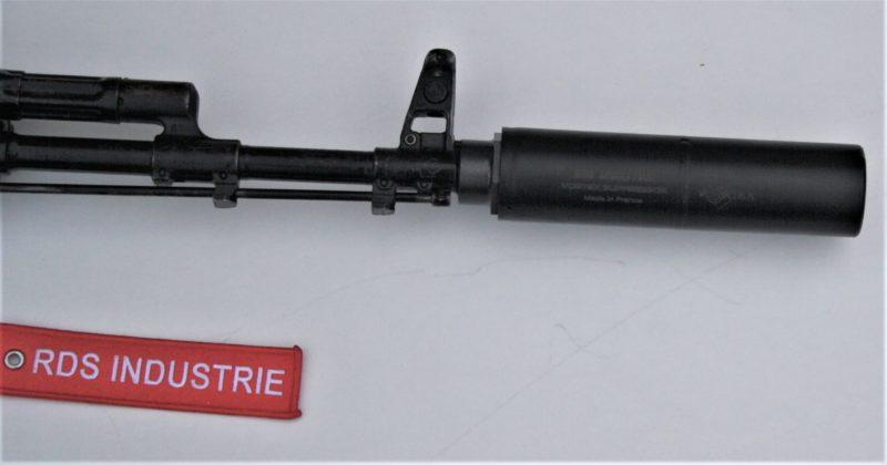 Silencieux réducteur de son RDS industrie pour AK-47