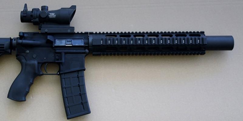 AR 15 en 300 BLK proposé par RDS INDUSTRIE