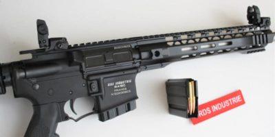 RA15 C armes spéciales