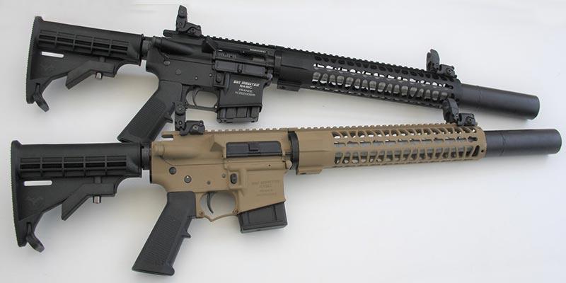 législation et règlementaion RA15C armes spéciales fabriquées par RDS Industrie