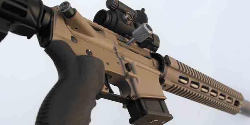 RA15 C ambidextre  carabine à répétition manuelle