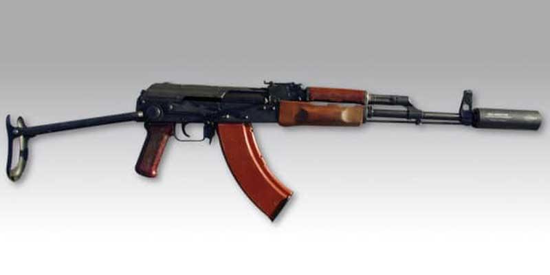 Silencieux Vortex pour AK 47-AKM