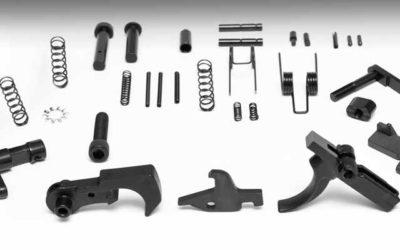 RA15 Lower parts set