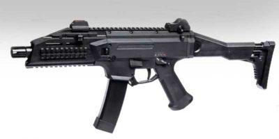 Pistolet mitrailleur CZ evo 3