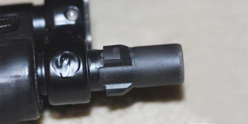 Les Lugs d'origine sur MP5