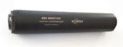 Silencieux Vortex MAGNUM 44/45 RDS Industrie